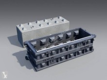 Productie-eenheid betonproducten Ekad Forms for Concrete Blocks Cubes, Concrete, Blocks, Form, Retaining Walls