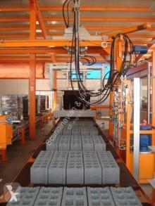 оборудване за производство на бетонови изделия нови