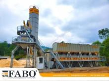 Fabo FABO CENTRALE A BETON COMPACT DE 110 M3/H NOUVEAU PROJET TYPE A GODET
