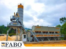 Fabo SKIP SYSTEM CONCRETE BATCHING PLANT | 110m3/h Capacity betoncenter ny