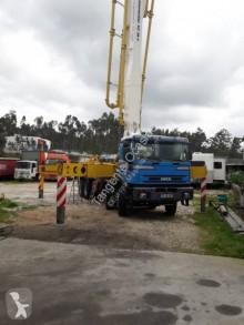 Betonárske zariadenie Putzmeister čerpadlo na betónovú zmes ojazdený