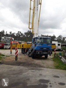Beton Putzmeister beton pompası ikinci el araç