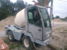 Terex Mariner 35 used concrete mixer