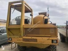 Dieci concrete mixer truck
