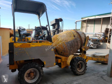 Dumec BT1400 used concrete mixer