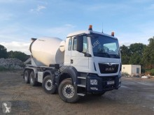 beton MAN TGS 41.460 8x4 460 PS Euro 6