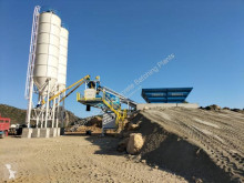 Beton Promaxstar PLANTA DE HORMIGÓN MÓVIL M60-SNG (60M3/H) nieuw betoncentrale