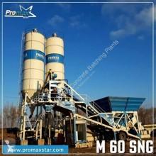 Centrale à béton Promaxstar Mobile Concrete Batching Plant PROMAX M60-SNG (60m³/h)