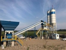 Promaxstar STATIONARY Concrete Batching Plant PROMAX S100-TWN (100m³/h)