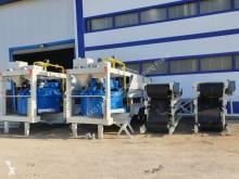 Promaxstar Mobile concrete Batching Plant M30-PLNT (30m3/h)
