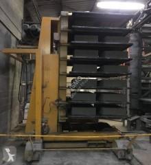 Hormigón Quadra TRANSBORDEUR unidad de producción de productos de hormigón usado