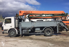 hormigón bomba de hormigón Scania