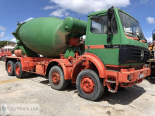 Mercedes 3234 SK used concrete plant