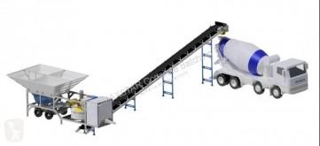 Centrale à béton Promaxstar Mobile Concrete Batching Plant M30-PLNT (30m3/h)
