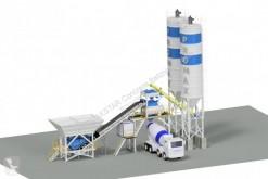 Centrale à béton Promaxstar Compact Concrete Batching Plant C100-TWN PLUS (100m³/h)