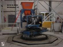 Hormigón Vifesa K-1250 K-2500 unidad de producción de productos de hormigón nuevo