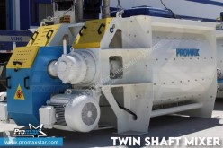 Új betonozó üzem Promaxstar Twin Shaft Mixer