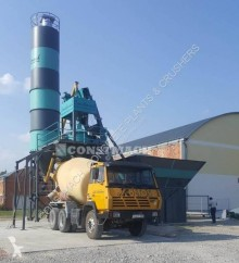 Constmach COMPACT TYPE CONCRETE PLANT, 20 m3/h CAPACITY, BRAND NEW
