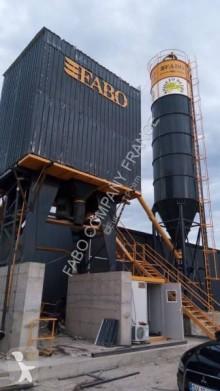 Hormigón planta de hormigón Fabo POWERMIX-90 NOUVELLE SYSTEME D'INSTALLATION DE CENTRALE À BÉTON