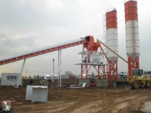 Betonový agregát Fabo POWERMIX 90 STATIONARY CONCRETE MIXING PLANT WITH HIGH CAPACITY