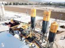 اسمنت Fabo TURBOMIX-120 HIGH CAPACITY CONCRETE PLANT مصنع اسمنت جديد