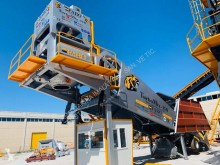 Fabo TURBOMIX-110 Mobile Concrete Batching Plant new concrete plant