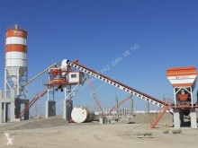 اسمنت Fabo POWERMIX-90 FIXED CONCRETE MIXING PLANT مصنع اسمنت جديد