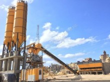 Fabo POWERMIX-90 FIXED CONCRETE MIXING PLANT new concrete plant