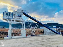 Fabo POWERMIX-100 STATIONARY CONCRETE BATCHING PLANT betoncenter ny