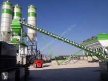 Central de betão Fabo POWERMIX-160 STATIONARY CONCRETE BATCHING PLANT