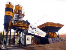 Fabo TURBOMIX-100 MOBILE CONCRETE PLANT READY ON STOCK NOW 100 M3/H. betonový agregát nový