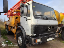 Mercedes concrete pump truck 2629