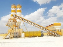 Fabo POWERMIX-100 STATIONARY TYPE CONCRETE PLANT 100 M3/H new concrete plant