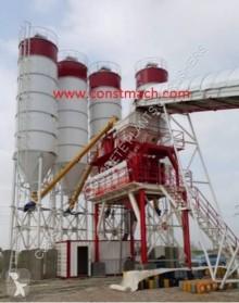 Hormigón planta de hormigón Constmach 160 m3/h CAPACITY FIX TYPE CONCRETE PLANT