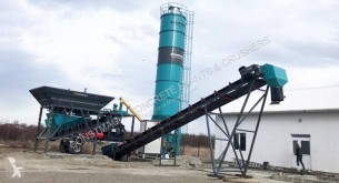 Beton Constmach 45 m3/h MOBILE & COMPACT TYPE CONCRETE PLANT, 2 YEARS WARRANTY! nieuw betoncentrale