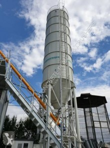 Betoniera Constmach 100 TONNES CAPACITY BOLTED TYPE CEMENT SILO, READY FROM STOCK staţie de beton noua