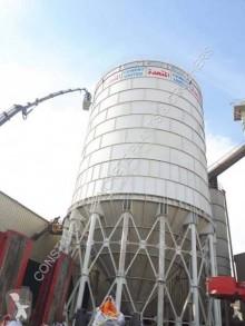 Constmach 3000 Tonnes Capacity CEMENT SILO centrale à béton neuve