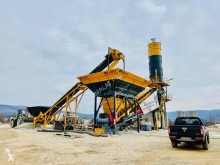 Fabo TURBOMIX-90 MOBILE CONCRETE PLANT HIGH QUALITY 90 M3/H used concrete plant