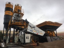 Fabo TURBOMIX-100 MOBILE CONCRETE PLANT READY ON STOCK NOW 100 M3/H. új betonozó üzem
