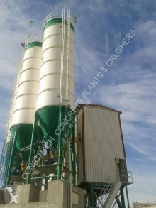 Constmach Winter Type 120 m3/h - Isolated & Heated new concrete plant