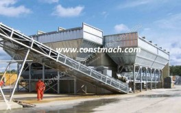 Constmach STATIONARY CONCRETE PLANT 240 new concrete plant