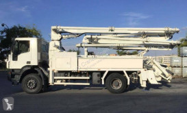 Junjin 27M used concrete pump truck