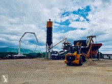 Fabo TURBOMIX 90 MOBILE READYMIX BATCHING PLANT FOR SALE central de betão nova