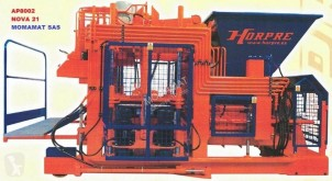 Horpre production units for concrete products NOVA 21