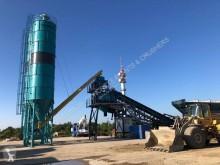 Hormigón Constmach 120 m3/h MOBILE CONCRETE PLANT planta de hormigón nuevo