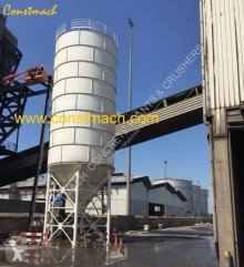 New concrete plant Constmach 500 TONNES CAPACITY BOLTED TYPE CEMENT SILO