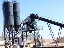 Beton Constmach STATIONARY TYPE CONCRETE PLANT, 120 m3/h CAPACITY beton santrali yeni