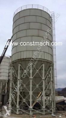 Centrale à béton neuve Constmach 2000 Tonnes Capacity CEMENT SILO