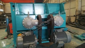 Constmach 1 m3 TWIN SHAFT MIXER IS READY AT STOCK új betonozó üzem