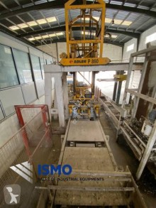 Used production units for concrete products Adler 860